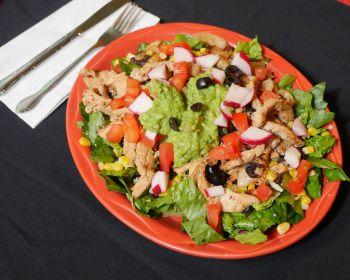 El Charro Avitia Mexican Restaurant, Fiesta Salad