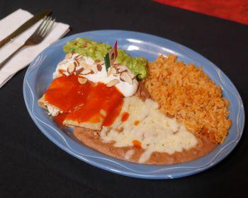 El Charro Avitia Mexican Restaurant, Tacos Nacionales