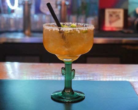 El Charro Avitia Carson City Mexican Restaurant, Golden Cadillac Margarita
